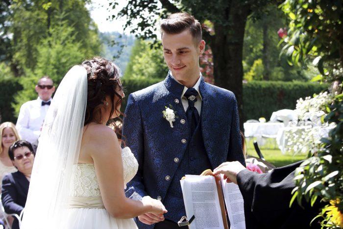 Fotografia emozionale, un evento da raccontare, lo scambio delle promesse,Hochzeitsfotograf in Deutschland