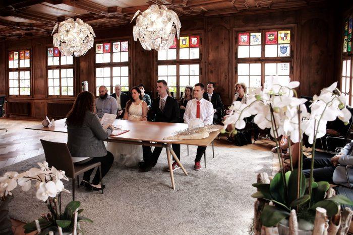 Sposarsi in comune nel canton Zurigo in Svizzera